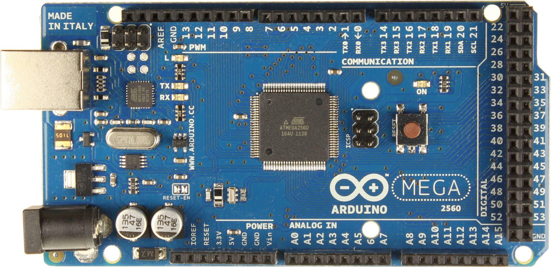 Arduino A000067 Mega2560 Rev3 Development Board